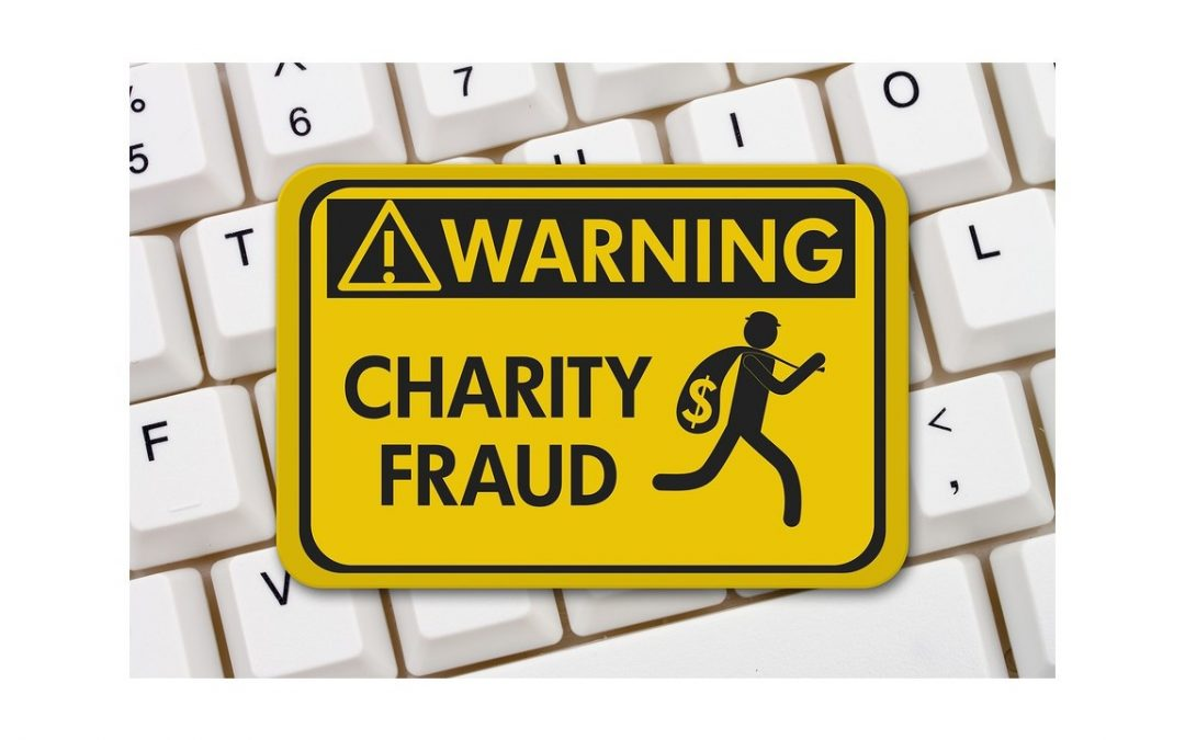 Charity Fraud- A Little Rant