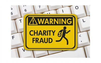 Charity Fraud- A Little Rant