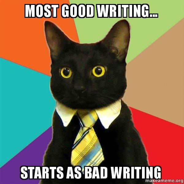 6 Tips for Better Writing